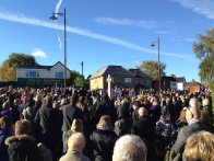 3-Lightwater Remembrance Sunday 2013