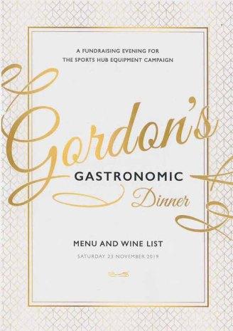 Gordon's gastro