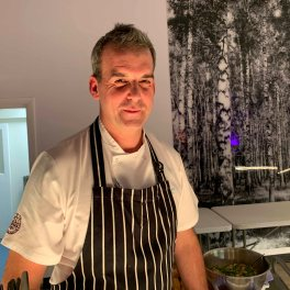 Head Chef Paul Hopkins