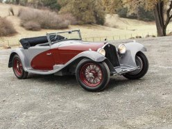 1932 Alfa Romeo 8C 2300 Cabriolet Decapotable