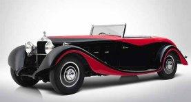 1935 Delage D8S Cabrilet Special