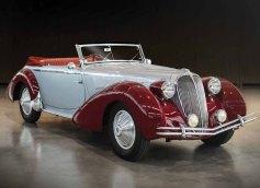 1946 Delahaye 135 Cabriolet