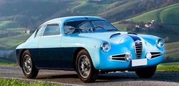 1955 Alfa Romero 1900C SZ Coupe