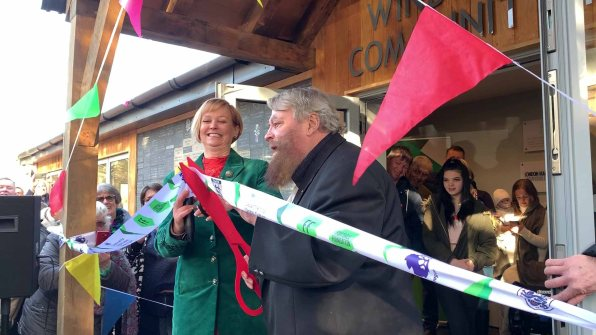 Windlesham Community Hub opening ceremony_5