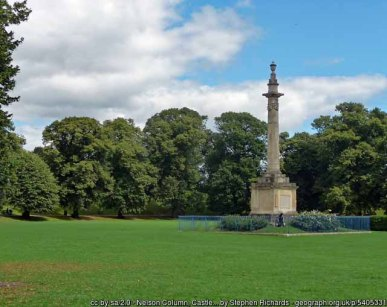 10-Nelson Monument geograph-5405331-by-Stephen-Richards in Hereford
