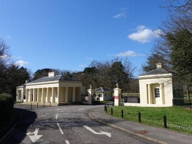 1-Entrance Lodges to Royal Military Academy