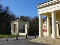 3-Entrance Lodges to Royal Military Academy