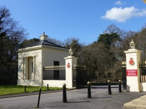 4-Entrance Lodges to Royal Military Academy