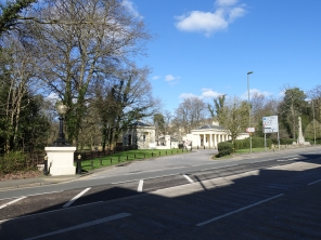 5-Entrance Lodges to Royal Military Academy