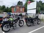 4-Bagshot bike meet